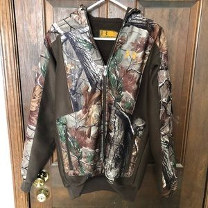Men's Under Armour Ayton Realtree Hunting Jacket